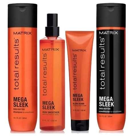 Mega Sleek Гладкость волос