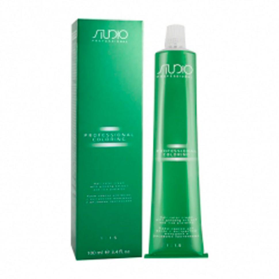 Kapous Крем-краска для волос Hyaluronic 8.0 светлый блондин 100 мл