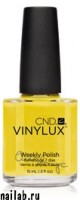 098678 CND VINYLUX Bicycle Yellow  #104 15 мл