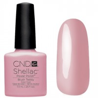 "904849 CND SHELLAC ""Blush Teddy "", Гелевое покрытие №84, 7,3 мл"