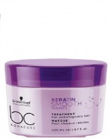 429695 bc Bonacure Keratin Smooth Perfect Treatment 200 ml Маска для гладкости волос
