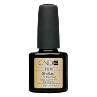 404035 CND SHELLAC UV Top Coat Верхнее покрытие , 15 мл