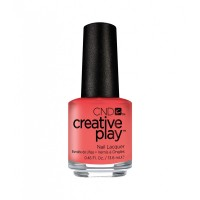 91076 CND Creative Play № 405 Jammin Salmon Лак для ногтей, 13,6 мл.