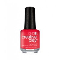 91081 CND Creative Play № 410 Coral Me Later Лак для ногтей, 13,6 мл.