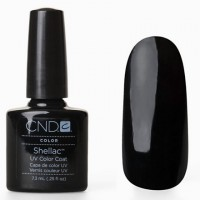 "919577 CND SHELLAC ""Black Pool"",Гелевое покрытие №18, 7,3 мл"