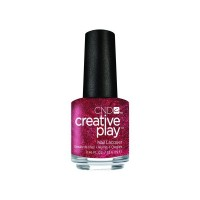 91086 CND Creative Play № 415 Crimson Like It Hot Лак для ногтей, 13,6 мл.