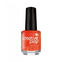 91092 CND Creative Play № 421 Orange You Curious Лак для ногтей, 13,6 мл.