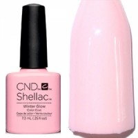 919768 CND Shellac UV Гелевое покрытие Winter Glow, № 91976,7.3мл