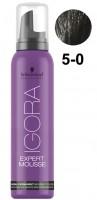 292091 IGORA Color Expert Mousse 5-0, Светлый коричневый натуральный, 100 мл