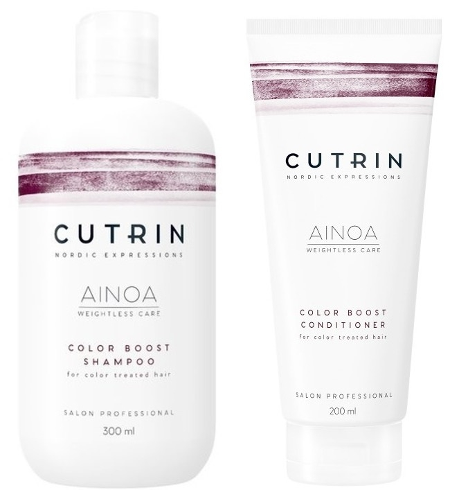 Cutrin Ainoa Color Boost Защита цвета