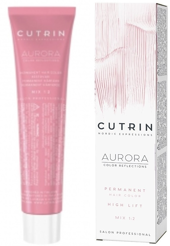 Cutrin Aurora Color Reflection Special Blonds Краситель 11 ряда