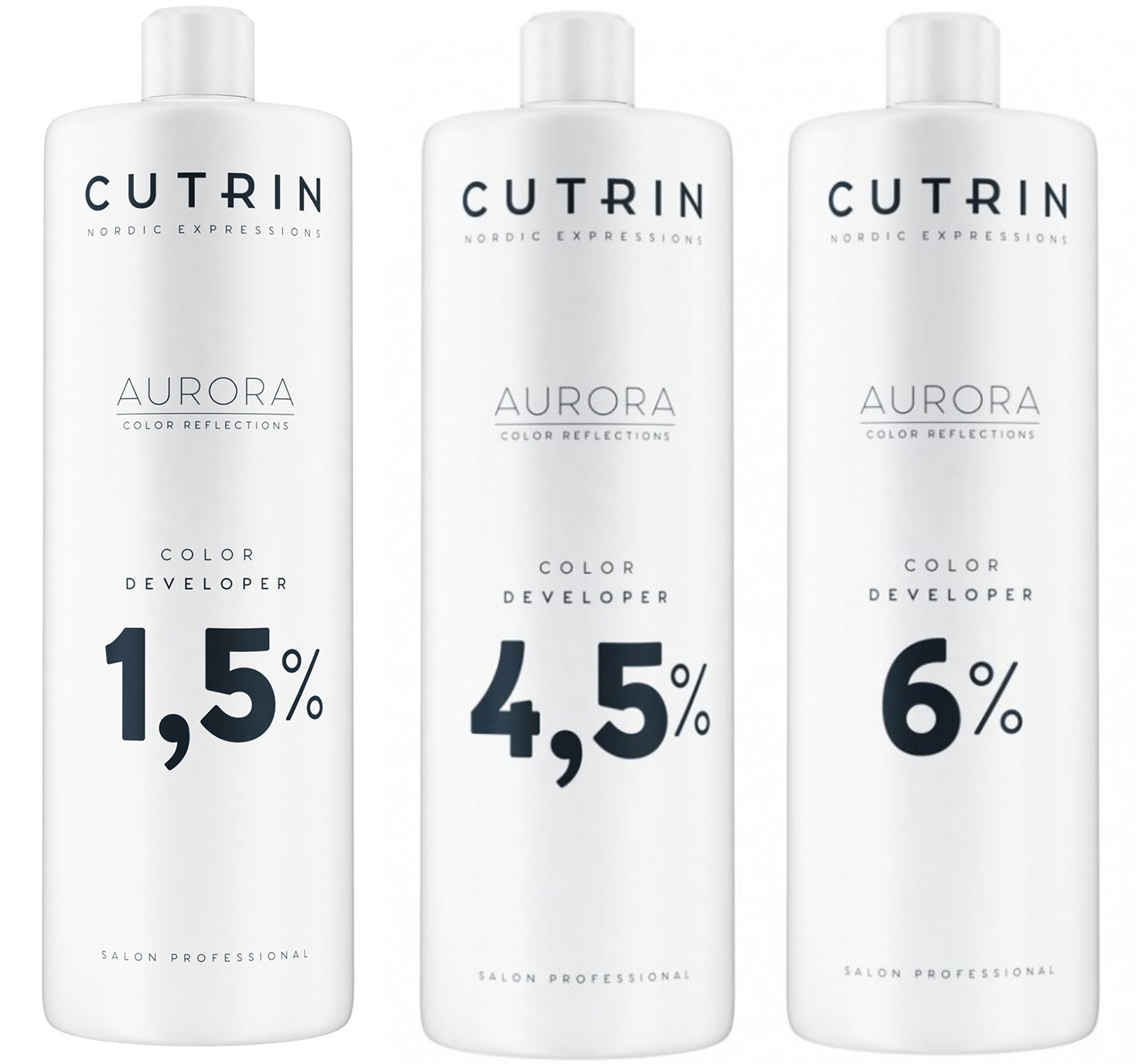 Cutrin Aurora Developers Окислители
