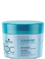 429534 bc Bonacure Hyaluronic Moisture Kick  Treatment 200 ml Маска для волос