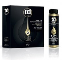 026598 CD Olio COLORANTE 4.09 горький шоколад, 50 мл.