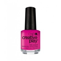 91080 CND Creative Play № 409 Berry Shocking Лак для ногтей, 13,6 мл.