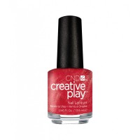 91090 CND Creative Play № 419 Persimmon Ality Лак для ногтей, 13,6 мл.