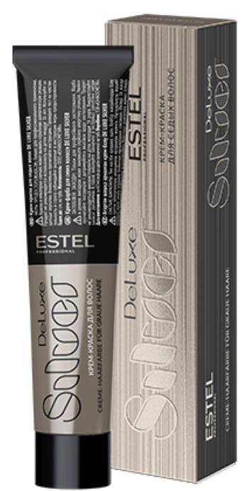 034829 Estel De Luxe Silver краска для волос 7/43 Русый медно-золотистый 60 мл, DLS7/43
